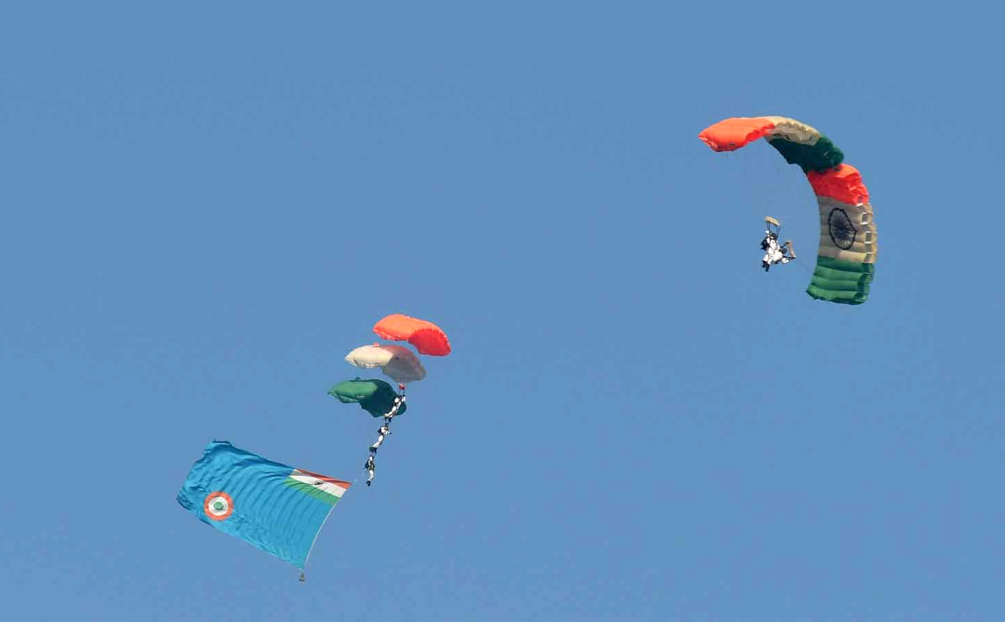 Glimpses of 86th Anniversary of Indian Air Force