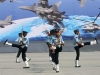 Glimpses of Air Force Day Parade full dress...