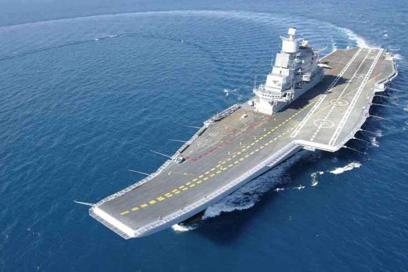 India's Aircraft Carrier Vikramaditya