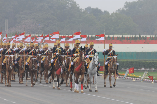 Army Day Parade 2016