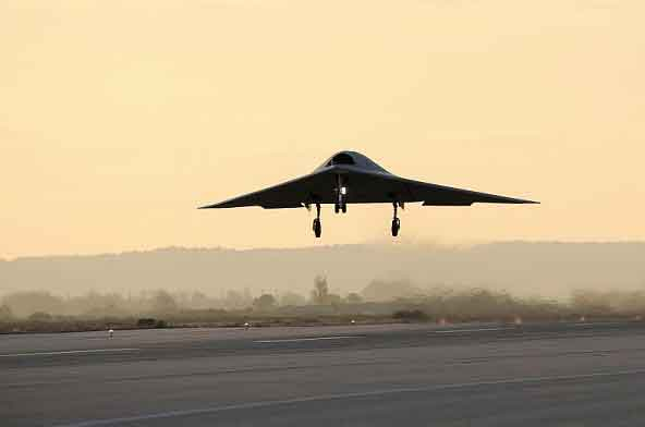 First European UCAV 'Neuron' drone takes off
