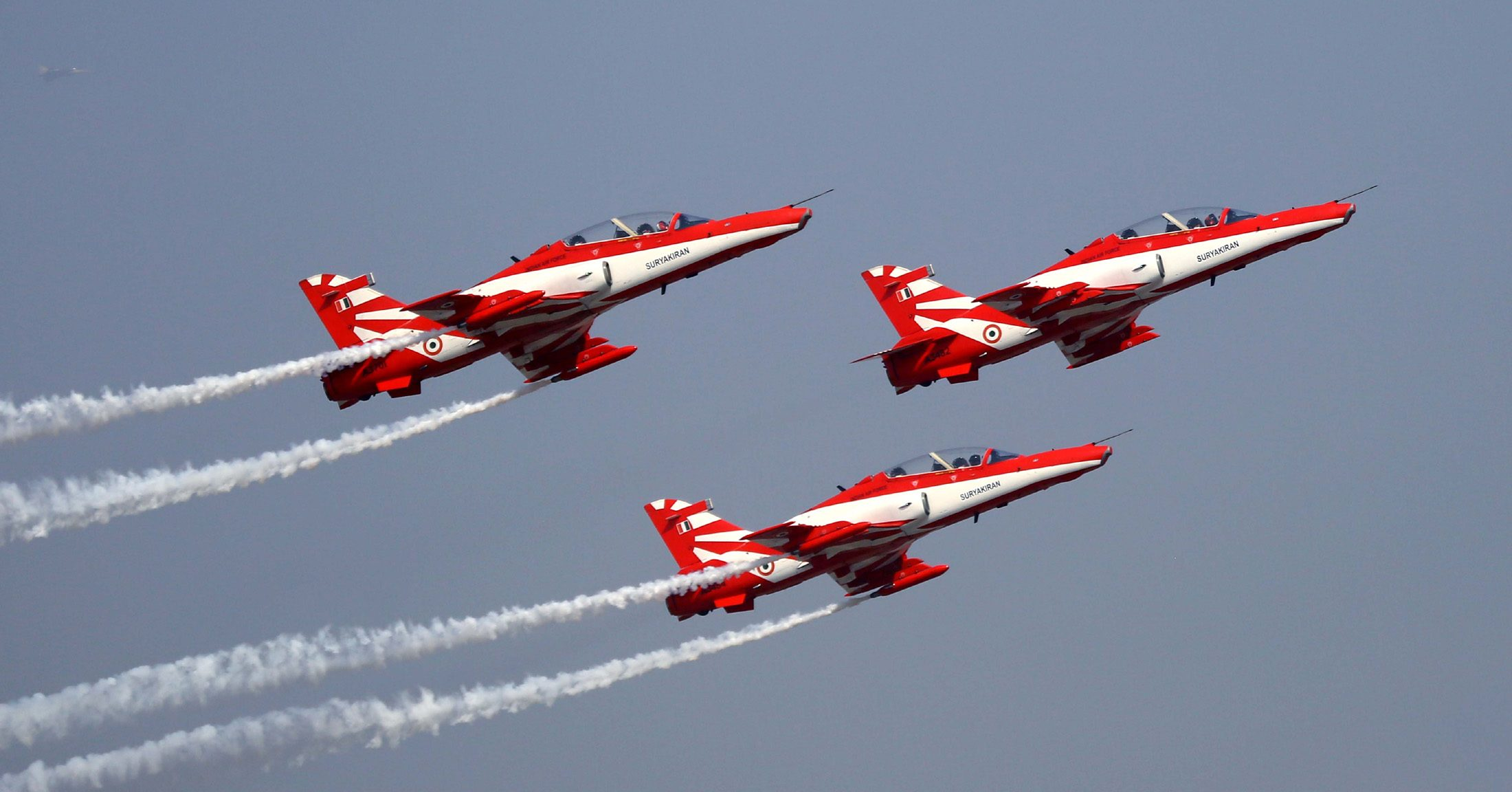 Glimpse of the Indian Air Force Day Parade 2020