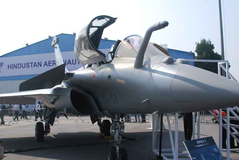 Glimpses of the Aero India