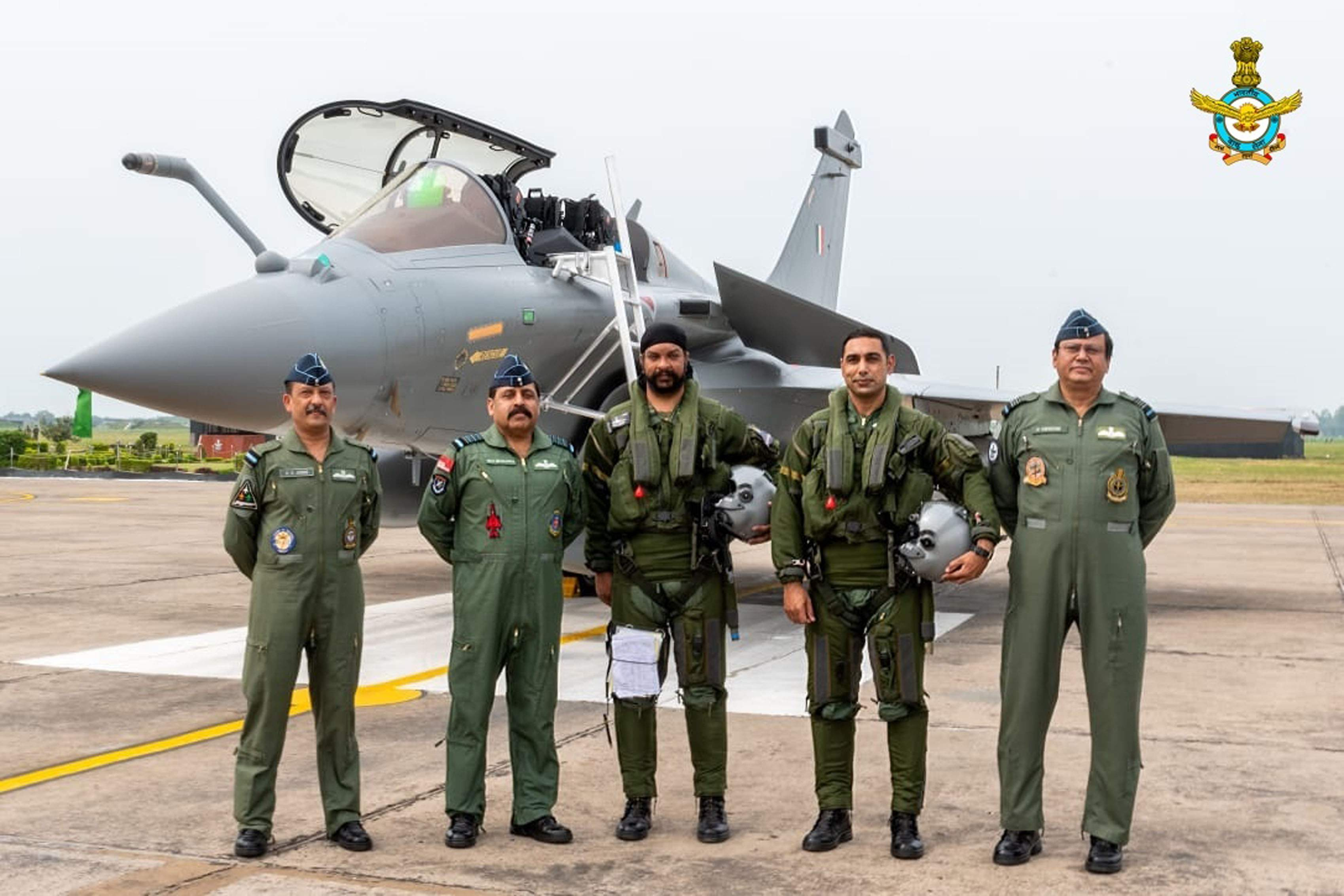 Induction of Rafale in Indian Air Force