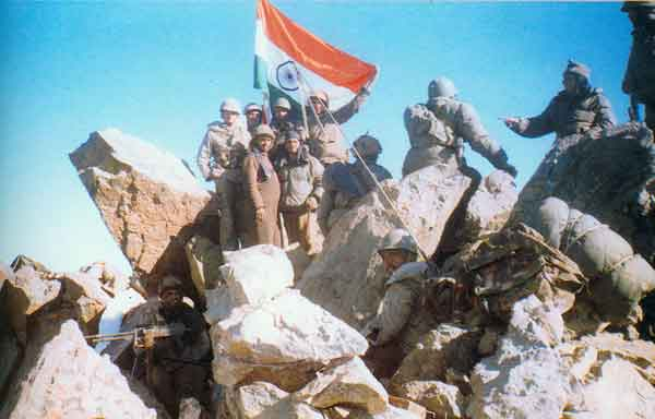Kargil '99: Blood and Guts