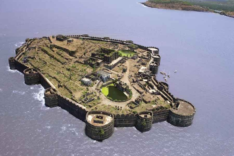 Legacy of Indian Maritime Forts