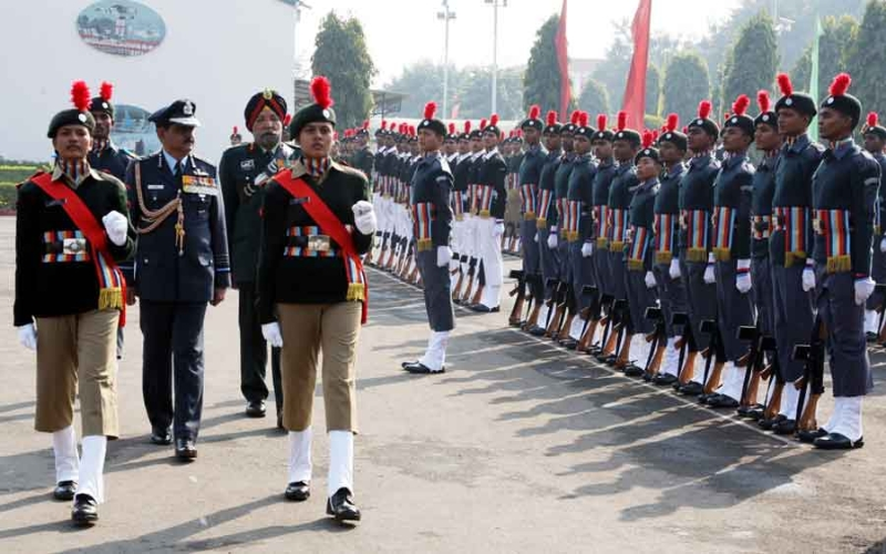 NCC Republic Day Parade Camp 2013