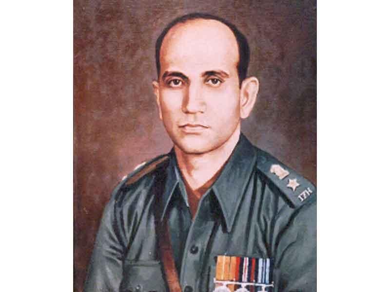 Lt Col A B Tarapore
