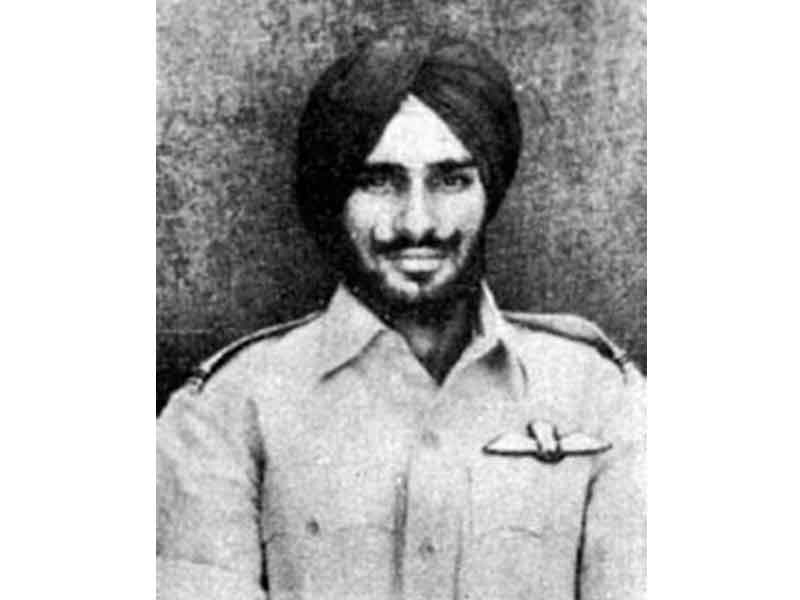 Fg Off Nirmal Jit Singh Sekhon