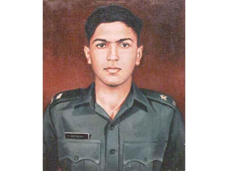 2nd Lt Arun Khetarpal