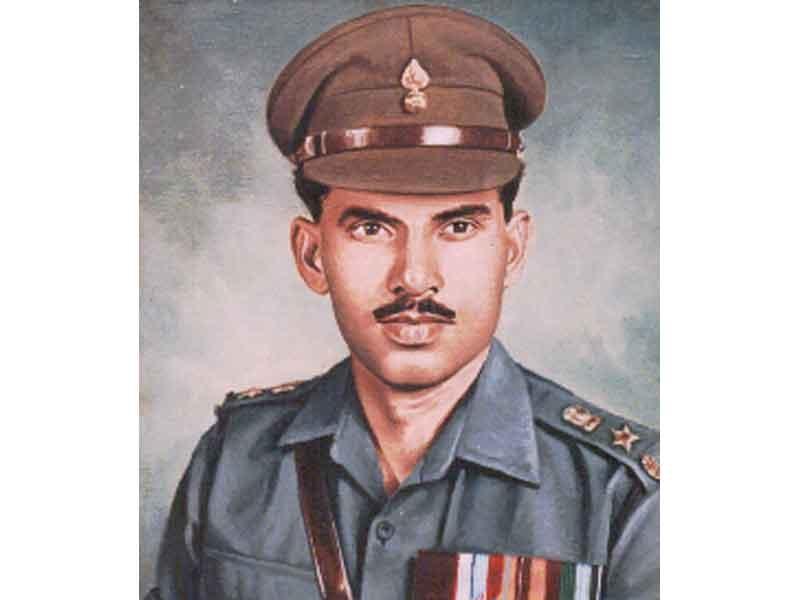 Major Hoshiar Singh