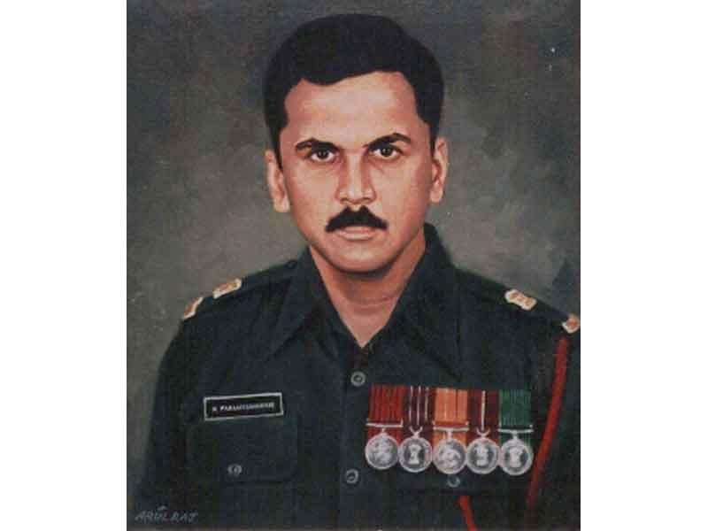 Major R Parameswaran