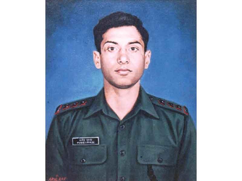 Lt Manoj Kumar Pandey