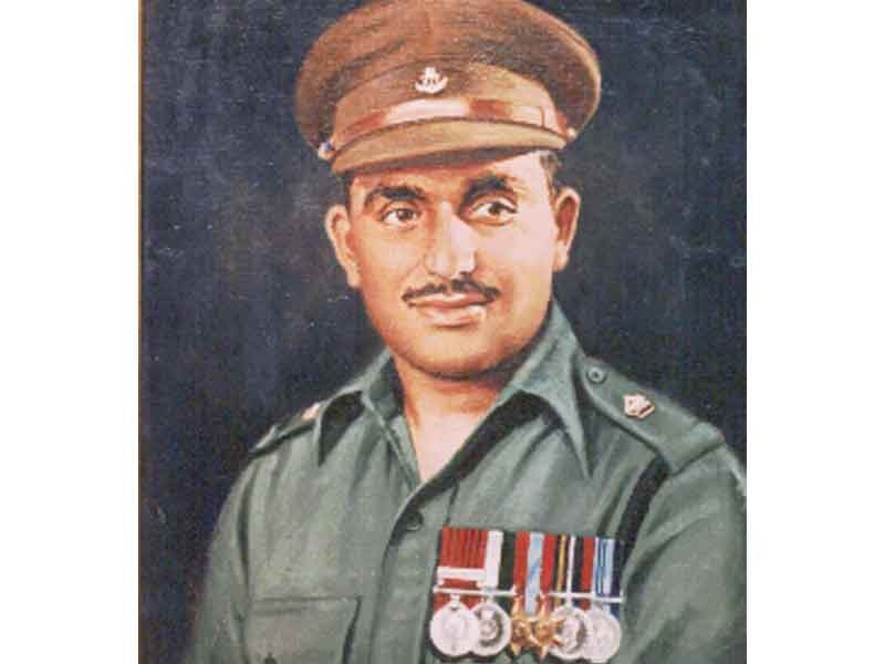 Major Somnath Sharma