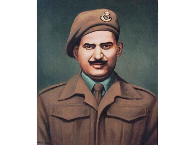 Company Havildar Major Piru Singh