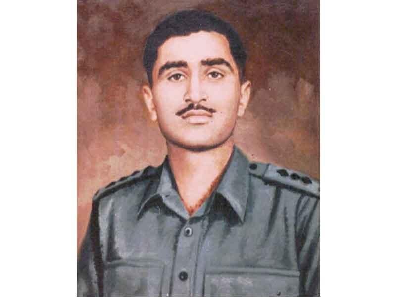 Capt Gurbachan Singh Salaria