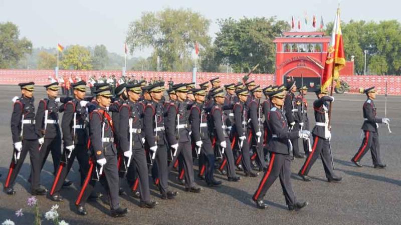 Guardians of the Nation: Impressive Passing Out Parade at OTA Gaya