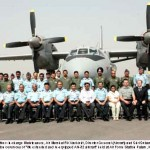 Upgraded AN-32 RE Aircaft inducted into IAF
