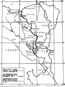 Aksai-Chin-GOI-Map