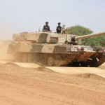 Arjun MBT Mk-II Version Undergoes Technical Trials