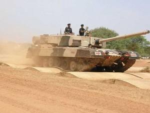 Arjun-Tank
