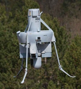 SELEX Galileo showcases its integrated airborne surveillance and air