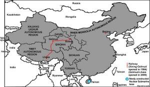 China-map