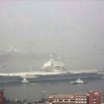 Countdown to China's first Aircraft Carrier