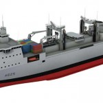 DCNS presents new-generation support vessels