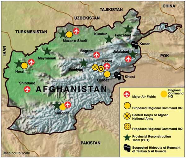 Deteriorating Security Situation in Afghanistan