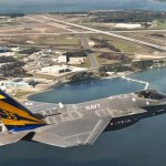 Lockheed Martin's First F-35C carrier variant arrives at US Naval Air...
