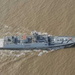 'The P-17 Frigates, heralds a paradigm shift in the design'