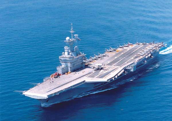 India's Quest for an Indigenous Aircraft Carrier - Indian