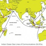 External Naval presence in Indian Ocean