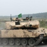 KMW delivers 20 upgraded LEOPARD 2 main battle tanks to Canada