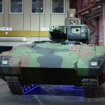 PUMA-infantry fighting vehicle: sets the new standard