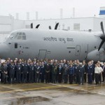 Indian Air Force takes delivery of first C-130J Super Hercules