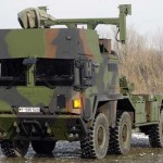 Rheinmetall transferred Multi A4 FSA Vehicles to German military