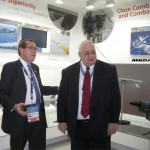 Discussions about 'One MBDA' during Aero India