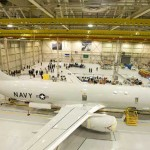 Boeing Opens New P-8 Production Facility in Seattle