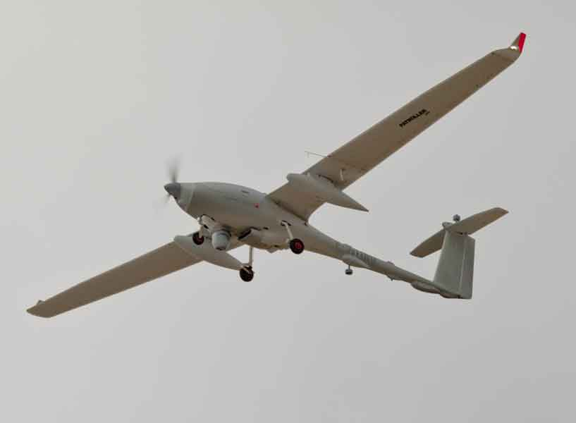 Drones and Lasers – rapid development is vital