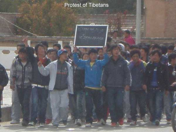 Will Brutal repression by China in Tibet fail?