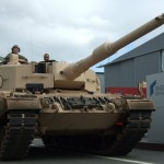 Leopard 2 steals the show in South Africa