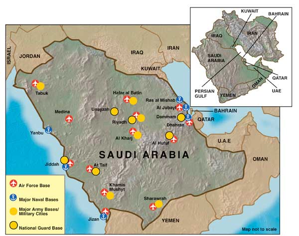Saudi Arabia S Threat Perception Indian Defence Review