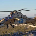 Eurocopter's Tiger HAD support and attack helicopter for France