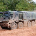 Rheinmetall and Timoney's Advanced Chassis Technology for all-terrain vehicles