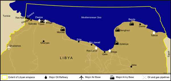 Libya's frustrating quest for itself