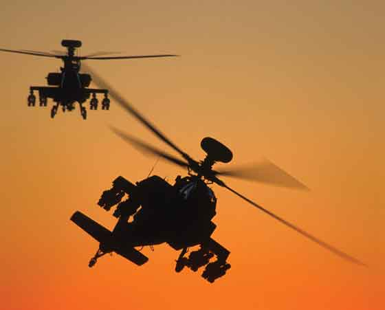 Why Attack Helicopters for Army