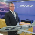 Dennis Swanson, VP, Boeing India