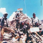 Head hunters in Kargil – Naga Regiment